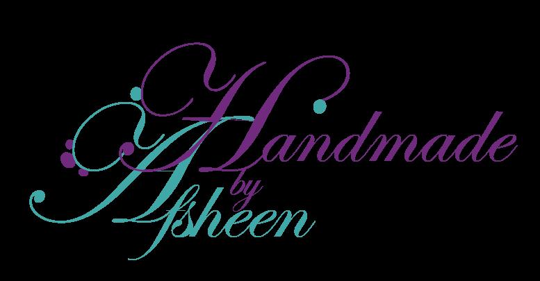 Handmade by Afsheen